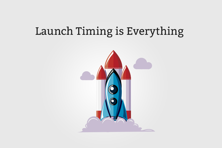 LaunchTimingIsEverything